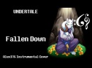 Undertale - Fallen Down (Alex376 Instrumental Cover)