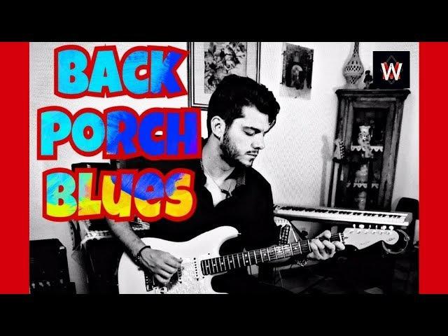 Carl Verheyens Blues @WALTER MANIERI