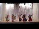 индийский цыганский танец В ИСПОЛНЕНИИ МАРИТАЯ