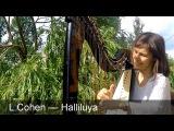 Арфа на свадьбу. Halliluya - River Flows in you - Can you feel