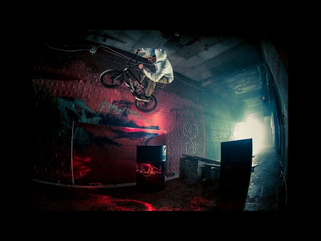 A Bruno Hoffmann BMX Tribute to Stranger Things – Devil's Voice