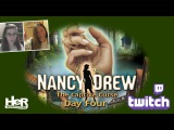 Nancy Drew The Captive Curse Day Four Twitch  HeR Interactive