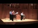 Jan Opalach bass-baritone - Baroque cantatas recital