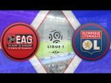 Генгам 2:1 Лион | Французская Лига 1 201617 | 25-й тур | Обзор матча