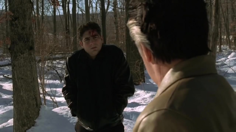 The Sopranos - Chris and Paulie phone call from Tony
