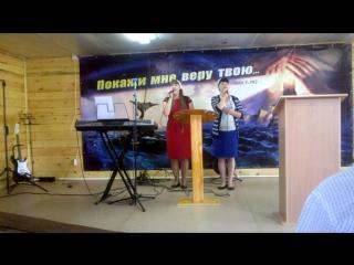 Воскресное Богослужение ц. Благословение г. Саянск
