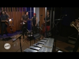 Calexico and Gaby Moreno performing Cumbia de Donde Live on KCRW