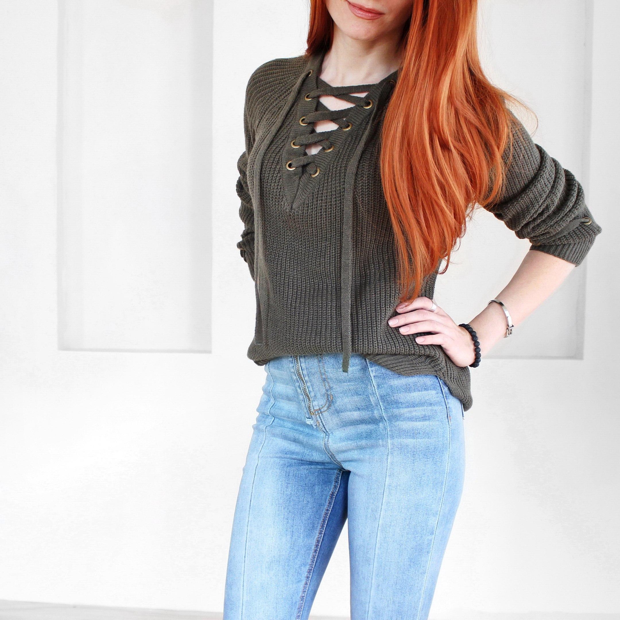 Стильные джинсы - с изюминкой