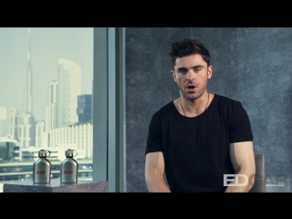 EXCLUSIVE- Meet Zac Efron, our May 2017 cover star