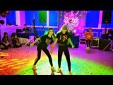 Танцевальный дуэт - Ангелина и Даша // DANCE CRAFT Party 2017