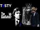 ANTONIO CONTE • THE GODFATHER • CHELSEA FC 1617
