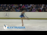Саша Трусова. Ролик к Японии