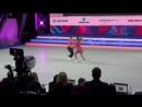Федя и Диана.Чемпионат Европы по буги-вуги