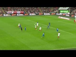 Англия 2:1 Словакия | Гол Рэшфорда