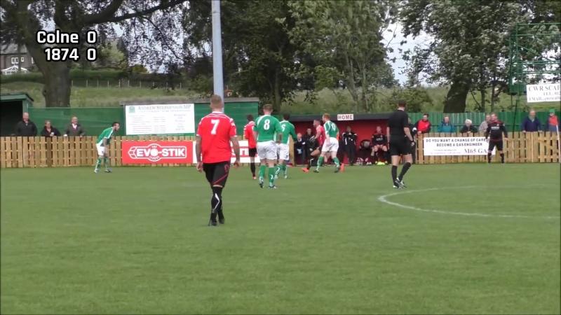 Colne v 1874 Northwich FA Cup Prelim Rnd 20_08_2016 raport 1080p