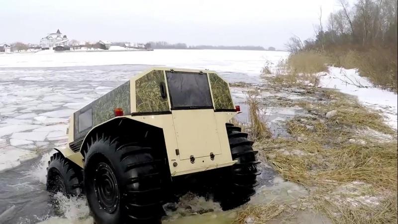SHERP _ ATV of Alexey Garagashyan