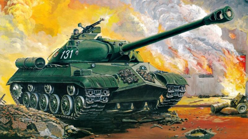 Броня России. ИС-3, ИС-7, ИС-8, Т-44-Т 54
