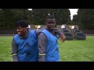 «Синие» в ФИФА 17
