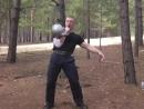 Упражнения с тяжелой 4П (64кг) гирей (самые простые и самые эффективные упражнен