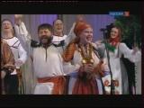 Очень задорная русская народная песня. Ансамбль Паветье и хор Пятницкого Pavetie