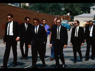«Бешеные псы» |1991| Режиссер: Квентин Тарантино | криминал