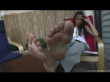 Sexy feet Foot worship Foot fetish Фут-фетиш #femdom