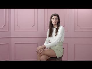 Модель и блогер Дарья Малыгина о подлинной красоте в проекте #Антикастинг