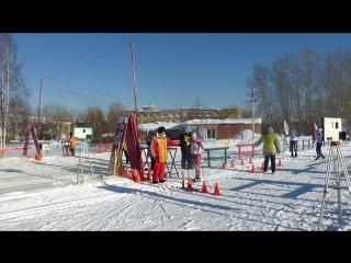 Республиканские соревнования по лыжным гонкам среди юношей и девушек 23.02.2017г. г.Ухта