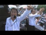 Daigo Saitos insane jump drift at Ebisu