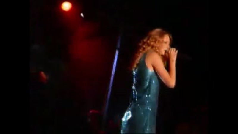 Taylor Swift - Change (Live at CMC Rock The Snowys 2009)