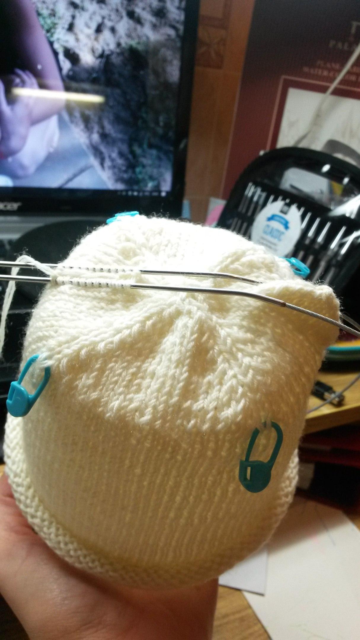 简单的猫咪帽子 - maomao - 我随心动