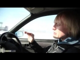 Аркадий Цареградцев - на Subaru валит боком
