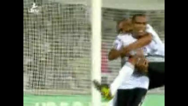 2010 - 2011 Sezonu - Beşiktaş-MKE Ankaragücü dakika 75 gol Nobre