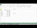 Інформатика Excel 2013 примітивні таблиці