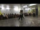 Резюме 5 09 2017 Переднее контрболео Михаил Чудин Эльвира Кашкарова урок аргентинское танго