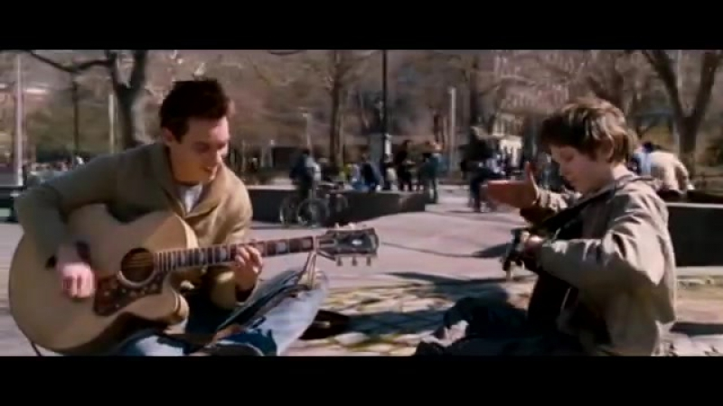 August Rush - Louis Evan Playing Together (Dueling Guitars)