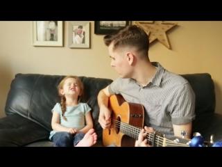 4-летняя девочка завоюет ваше сердце