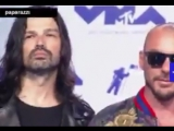 MTV VMA 2017 Red Carpet 30 Seconds To Mars