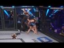 #InvictaFC26 Results: Vanessa Porto def. Milana Dudieva by TKO (strikes). Round 3, 3:02
