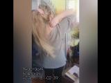 Наращивание волос Анастасия Боярская