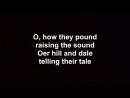 Original Carol of the bells song (1)