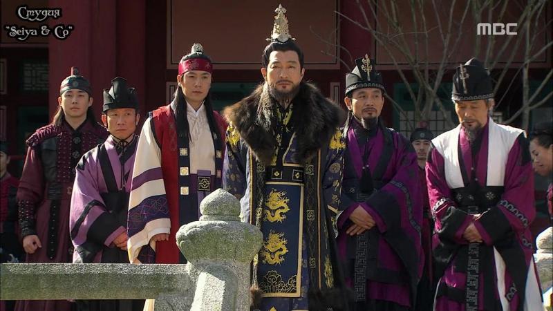 Seiya Co 102 108 Дочь Короля Су Пэк Хян King's Daughter Soo Baek Hyang 2013 Субтитры