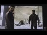 Supernatural 12 season gag reel /Приколы со съёмок 12-го сезона Сверхъестественного