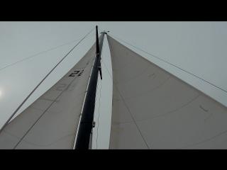 Яхтинг 27.05.2017 идём в ЦЯК (Центральный Яхт Клуб, Санкт-Петербург)