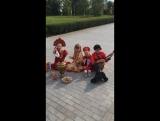 Русские -Марго, Ксюша,Полина и Дима!