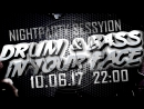 10.06. NP session: Drum and Bass In Your Face