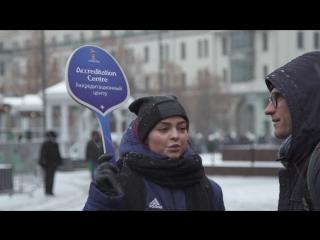 Жеребьевка чемпионата мира по футболу FIFA 2018 в России™