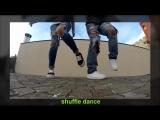 ОБУЧЕНИЕ ТАНЦАМ, ДВИЖЕНИЯ НОГАМИ (Shuffle dance hướng dẫn nhảy đơn giản)