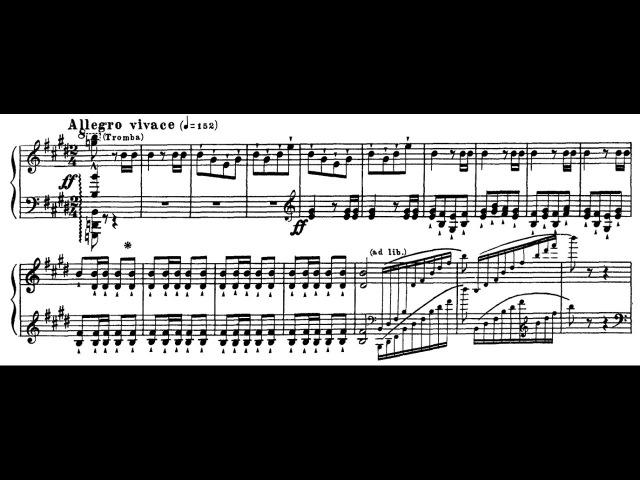 Rossini-Liszt - William Tell Overture (Guillaume Tell) S.552 - Kemal Gekić Piano