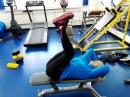 Упражнения для ягодиц и пресса упражнения зарядка для похудения рук